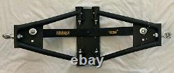 Club Car Precedent/tempo 6 Inch Double A-arm Lift Kit 2004 And Up Gas/electric