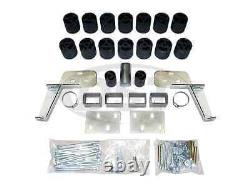 Daystar 3 Inch Body Lift Kit for 1988-1994 Chevy & GMC 1500/2500 Gas Automatic