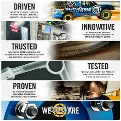 For 1997-2004 Dodge Dakota 2WD 3 Inch Front Lift Leveling Kit + Bilstein Shocks