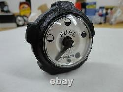 Gas Cap/gauge For Wheelhorse 7 Inch Kelchs Newest Style Gas Cap Fits Many More