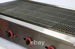Infernus Gas Chargrill 36 Inch/Flame grill /Char Broiler /New / lPG or Nat Gas