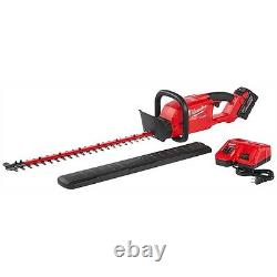 MILWAUKEE 2726 M18 FUEL CORDLESS 24 HEDGE TRIMMER WITH BATTERY and CHARGER