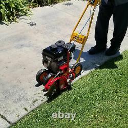 McLane 101-4.75GT-7 9 Inch Gas Walk Behind Lawn Edger, 5.50 Gross Torque Engine