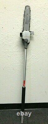Milwaukee 49-16-2720 M18 FUEL QUIK-LOK 10 Pole Saw Attachment N