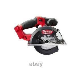 Milwaukee M18 FUEL Metal Cutting Circular Saw (Bare Tool) New Free Shipping USA