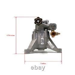 NEW Vertical PRESSURE WASHER WATER PUMP for Black Max Units 2800 psi 2.3 GPM