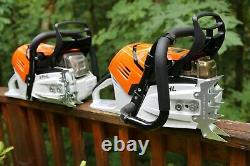 PILTZ Stihl Cannon MS500i Fuel Injected Timber Feller Chainsaw 32 inch