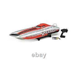 Pro Boat Zelos Gas 48 Inch Catarmaran, RTR V2 PRB09004V2