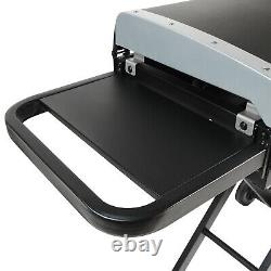 Razor Griddle GGC2030M 25 Inch 2 Burner LP Propane Gas with Folding Shelf, Steel