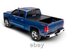 RetraxONE MX Bed Cover For 15-2019 Chevy GMC Silverado Sierra 2500 3500 6'6 Bed