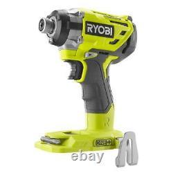 Ryobi P238 18V 18-Volt ONE+ 1/4 in. 3-speed Brushless Impact Driver, New in Box