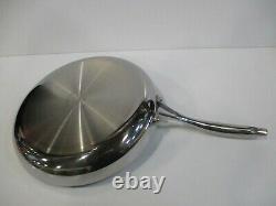 Scanpan HAPTIQ Stratanium Non-Stick Fry Pan, 12.5-Inches