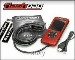 Superchips Flashpaq F5 Tuner For 1999-2016 GM Diesel & Gas Vehicles
