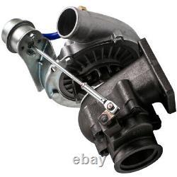 T04E T3 T4 Turbo Charger + 27 x 7 x 2.5 2.5 Intercooler 64mm Turbo Pipe Kit