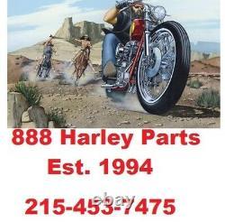 11 Pouces Court Progressif 440 Série Billet Gaz Choc Harley Sportster Dyna