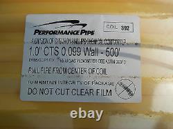 1 Pouce Cts Pe- 2406 Gaz Sous Gaz Pipe X 50 Ft