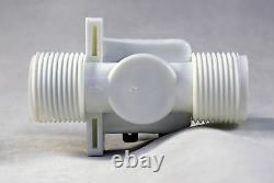 3/4 Pouces Nps Filetage 110v-120v Ac En Plastique Nylon Valve Solénoïde Garantie Un-year