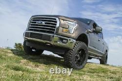 Bds 1523f 4 Kit Lift & Fox 2.5 Bobines Série Pour 2015-2020 Ford F-150 2x
