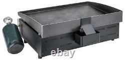 Blackstone Tabletop Grill 22 Pouces Portable Gas Gridle Propane 22 Pouces