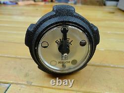 Bouchon De Gaz/gauge Pour Wheelhorse 7 Pouces Kelchs Nouveau Style Bouchon De Gaz Convient Beaucoup Plus