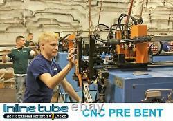 Cobalt Ion G5 Metal Main Retour Vapor Fuel Gas Lines Kit Tubes Inox 2pc