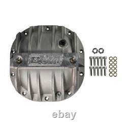 Couverture Différentielle En Aluminium Hi-tek De B&m Pour Ford 8.8 Pouces F-150 Mustang Ranger