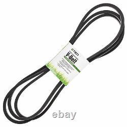 Deck Blade Belt Spindle Kit Pour Set Combo 60 Inch Bad Boy Czt Zt Pup 037-6015-50