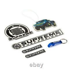 Kit De Nivellement De 3 Pouces Pour 94-01 Dodge Ram 1500 2wd + Shocks Bilstein