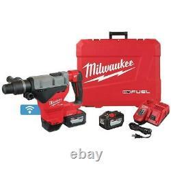 Milwaukee 2718-22hd M18 Fuel 18v 1-3/4 Pouce Sds Max Hammer Rotary One Key Kit