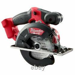 Milwaukee 2782-20 M18 Fuel 18v 5-3/8-inch Metal Cutting Circular Saw Bare Tool