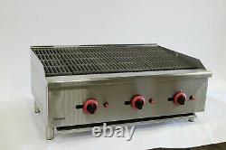 New Infernus Gas Chargrill Grille 36 Pouces/flame / Char Broiler / Lpg Ou Nat Gas