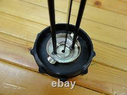 New Kelch 1/4 Tour Vented Gas Cap With Guage 13,5 Inch