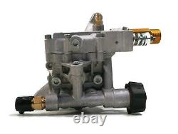 New Vertical Pressure Washer Water Pump For Black Max Units 2800 Psi 2,3 Gpm