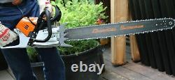 Piltz Stihl Cannon Ms500i Fuel Injected Timber Feller Chainsaw 32 Pouces