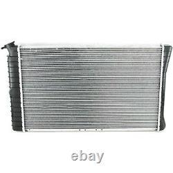 Radiateur Pour Coeur De 79-80 Chevrolet C10 75-80 K10 28x17 Pouces Avec Refroidisseur À Huile Eng