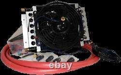 Refroidisseur De Transmission Auxiliaire Ats Pour 1/2 Lignes Ford Dodge Chevy Gmc Diesel
