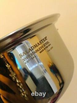 Saladmaster Cookware Big 11 Inch Skillet And 4qt (3.8l) Poêle