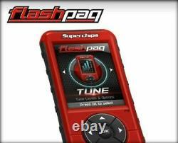 Superchips Flashpaq F5 Tuner Pour 1999-2016 Gm Diesel & Gas Vehicles 2845