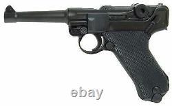 Tanaka Airsoft Gaz Alimenté 6mmbb Luger P08 4inch Hw Fabriqué Au Japon