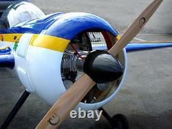 Xoar Pja 34x12 Rc Modèle Avion Avion Avion Propeller 34 Pouces Prop Gaz Bois De Hêtre