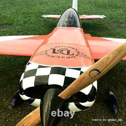 Xoar Pjd 36x10 Modèle Rc Avion Hélice 36 Pouces Avion Prop Gaz Laminé Bois