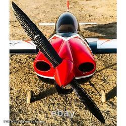 Xoar Pjt 26x12 Rc Modèle Avion Avion Avion Propeller Carbon Fibre 26 Pouces Gaz Prop